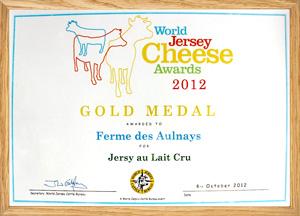 WCA2012-gold